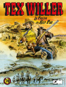 La banda do Red Bill - Tex Willer 02 cover