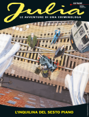 L'inquilina del sesto piano - Julia 245 cover