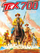 L'oro dei Pawnee - Tex 700 cover