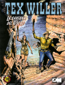 La caverna del tesoro - Tex Willer 4 cover