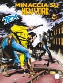 Minaccia su New York - Tex 699 cover