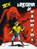 La regina dei vampiri - Tex 701 cover