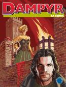 La serva - Dampyr 228 cover
