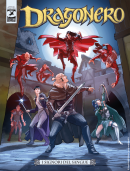 I signori del sangue - Dragonero 71 cover