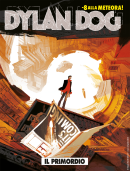 Il primordio - Dylan Dog 392 cover