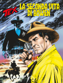 La seconda vita di Bowen - Tex 703 cover