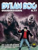 Dylan Dog Granderistampa n°77 cover
