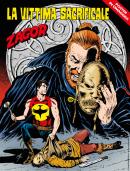 La vittima sacrificale - Zagor 647 cover