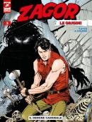 Il demone cannibale - Zagor Le Origini 03 cover