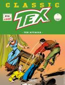Tex attacca - Tex Classic 63 cover