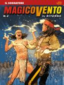 Il Sognatore - Magico Vento Il Ritorno 02 cover