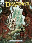 Il tempio perduto - Dragonero 75 cover