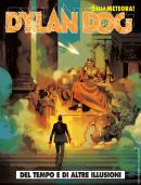Del tempo e di altre illusioni - Dylan Dog 395 cover