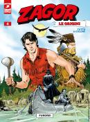 Furore! - Zagor Le Origini 04 cover