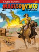 Il fuoco e il vento - Magico Vento Il ritorno 03 cover