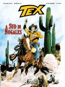 A sud di Nogales - Tex Romanzi a fumetti 10 cover