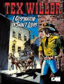 I cospiratori di Saint Louis - Tex Willer 11 cover