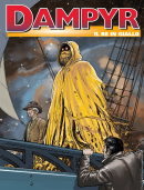 Il re in giallo - Dampyr 235 cover