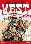 Soldati di ventura - Storia del West 07 cover