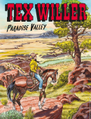 Paradise Valley - Tex Willer 14 cover
