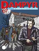 Il condottiero di Calabria - Dampyr 239 cover