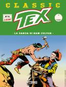 La banda di Sam Culver - Tex Classic 75 cover