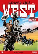 Wells Fargo - Storia del West 12 cover