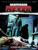 La scena del crimine - Nathan Never 346 cover