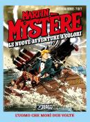 L'uomo che morì due volte - Martin Mystère NACSS 07 cover