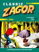 La strega della Palude Nera - Zagor Classic 14 cover