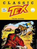 Falsa accusa - Tex Classic 85 cover
