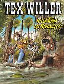 Nella terra dei Seminoles - Tex Willer 20 cover