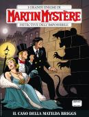 Il caso della Matilda Briggs - Martin Mystère bimestrale 370 cover