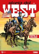 Orizzonti lontani - Storia del West 17 cover