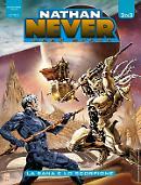 La rana e lo scorpione - Nathan Never Deep Space 03 cover