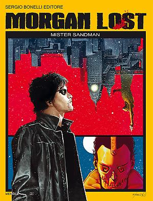 Mister Sandman - Morgan Lost 3 cover