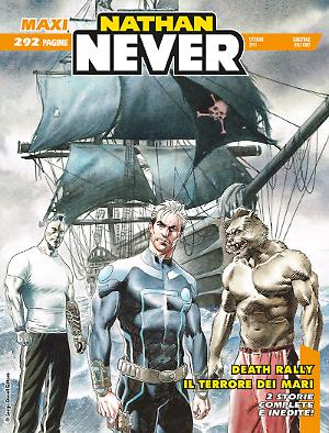 Maxi Nathan Never 14 cover