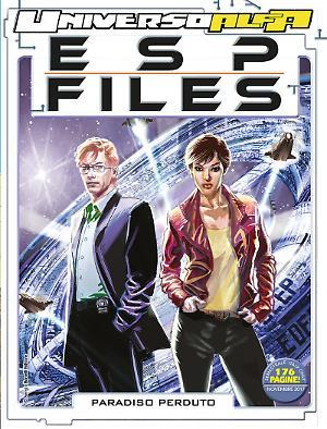 ESP files - Paradiso Perduto - Universo Alfa 21 cover