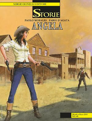 Angela - Le Storie 66 cover