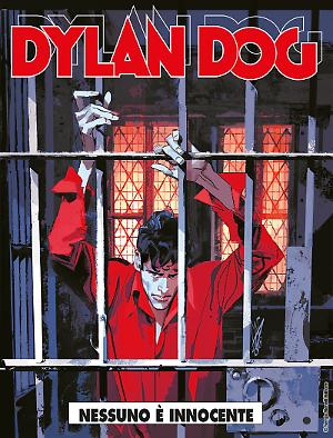 Nessuno è innocente - Dylan Dog 380 cover