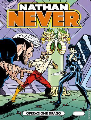 Operazione Drago - Nathan Never 03 cover