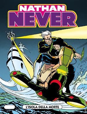L'isola della morte - Nathan Never 04 cover