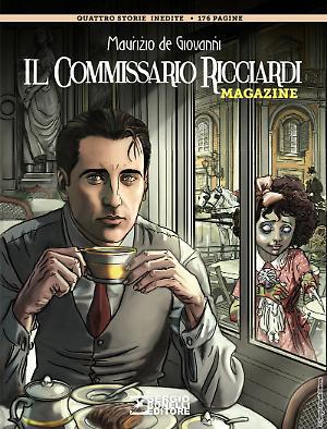 Il commissario Ricciardi Magazine 2018 cover