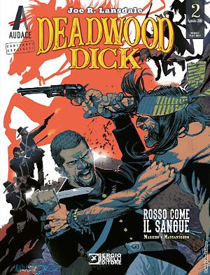 Rosso come il sangue - Deadwood Dick 02 cover