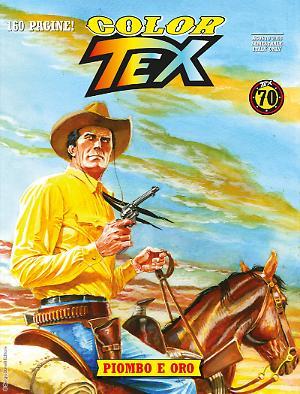 Piombo e oro - Color Tex 13 cover