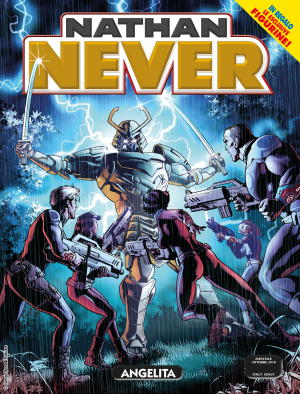Angelita - Nathan Never 329 cover
