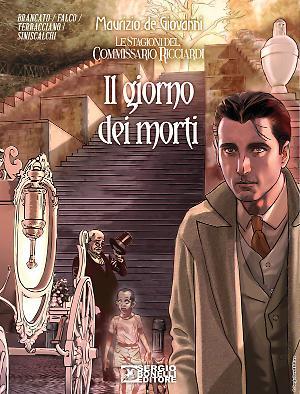 Il giorno dei mostri - Le stagioni del commissario Ricciardi 04 cover