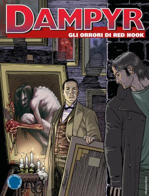 Gli orrori di Red Hook - Dampyr 225 cover