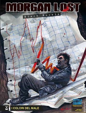 I colori del male - Morgan Lost Black Novels 01 cover