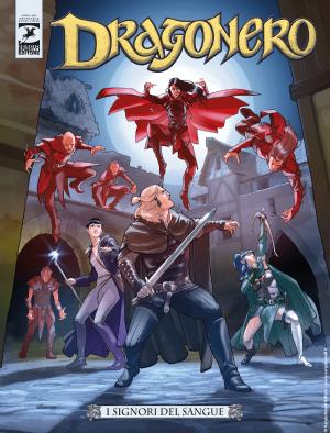 I signori del sangue - Dragonero 71 cover